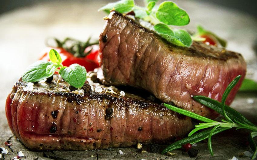 из изюбря мяса Блюда дикого