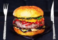В любой непонятной ситуации выбирай бургер!