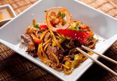 Китайская кухня хороша и в ресторане, и дома...