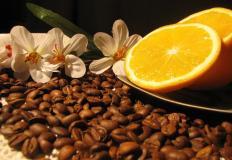 Аромат кофе и цитрусов... Что сильнее?