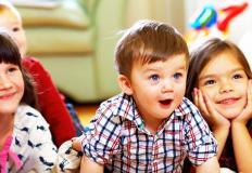 Дети и родители вместе - это здорово!