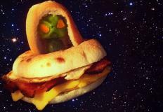 Космическая еда или гастрономический космос?