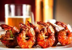Якитори - шашлычки из мяса или рыбы, или морепродуктов