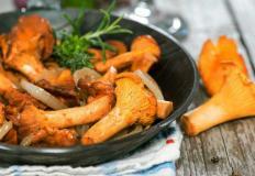 Блюда с лисичками - особая кулинарная категория!