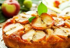 Французская шарлотка или... русский пирог с яблоками? А что любите вы?