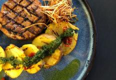 Доставка блюд по меню ресто-бара Sobranie