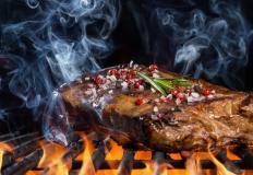 Вкуснее мяса может быть только отлично приготовленное мясо