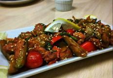 Мясо с овощами или овощи с мясом?