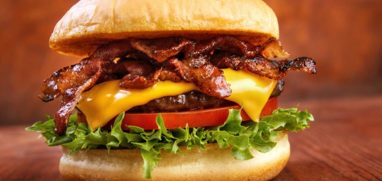 Фотография не имеет отношения к Crazy burger