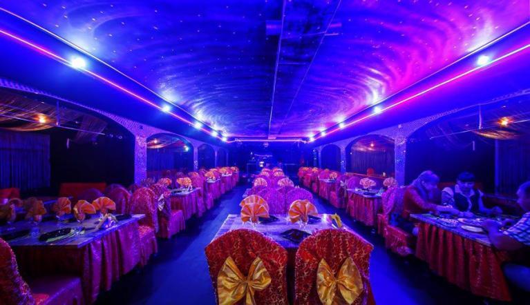 """Фотография интерьера кафе """"Чингисхан"""" (со страницы заведения на сайте Portal27)"""