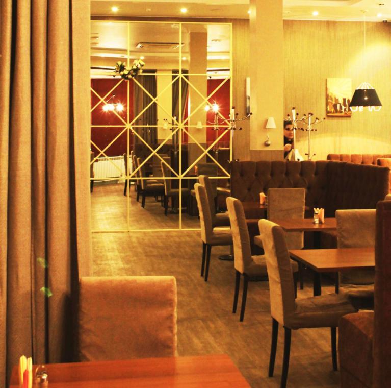 Фотография кафе FORMAT (со страницы кафе в VK)