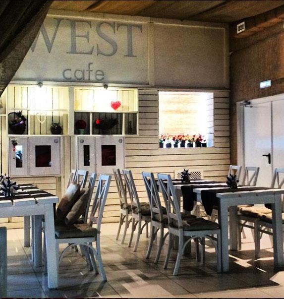 Фотография кафе WEST (из аккаунта в Instagram)