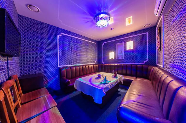"""Ресторан """"Малина"""" в Хабаровске: VIP-комната"""