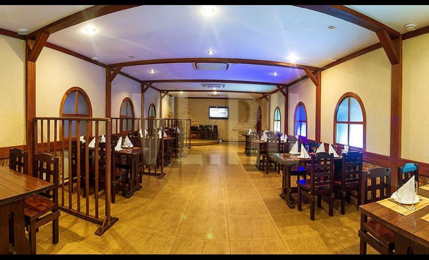 """Фотография ресторана """"Элита"""" с сайта заведения"""
