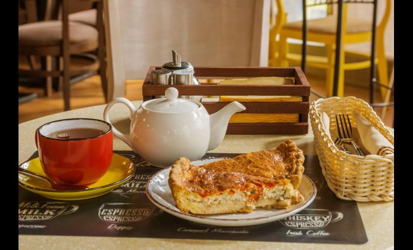 """Фотография кафе """"Лавита"""" (со страницы заведения в Facebook)"""