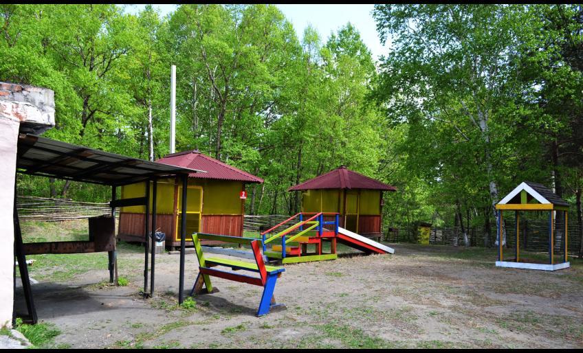 Спортивный комплекс села Ильинка