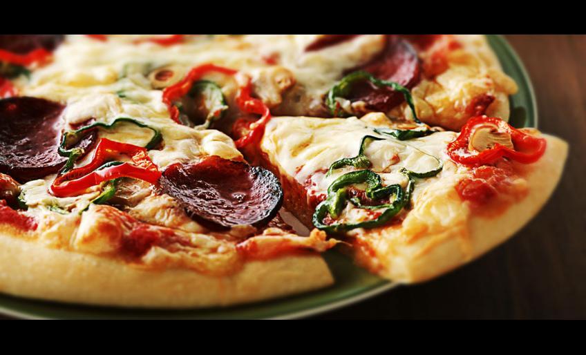 Фотография не имеет отношения к пиццерии Tempo Pizza