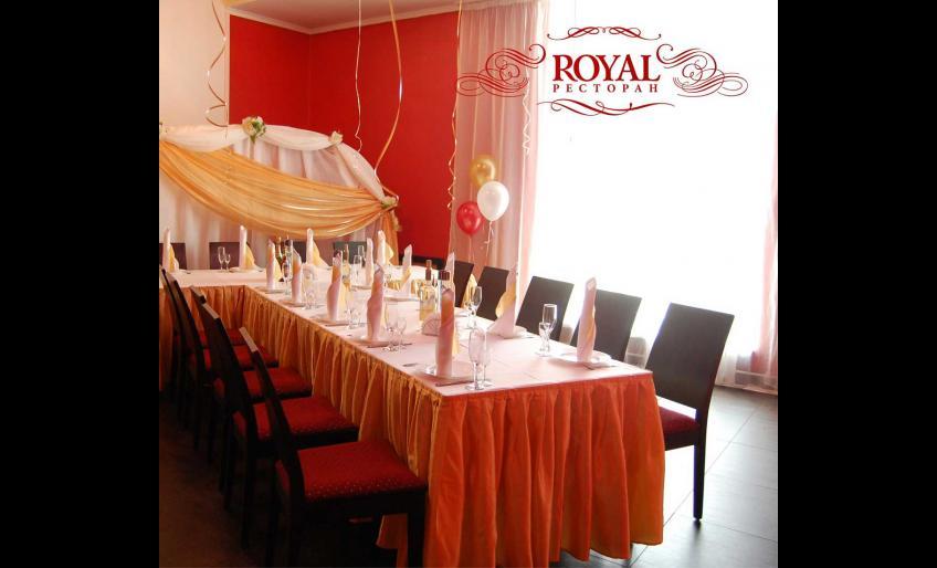 """Интерьер ресторана """"Royal"""" в Хабаровске"""