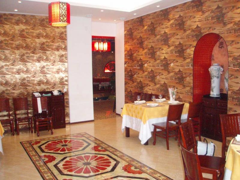 Китайский ресторан хабаровск